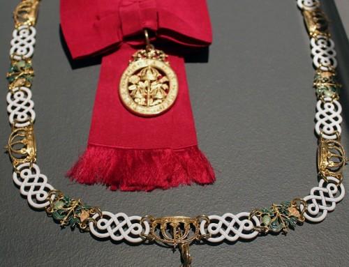 Bath-ordenen med kæde, England
